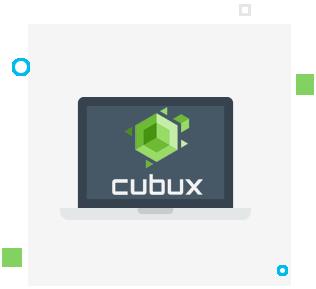 Cubux logo