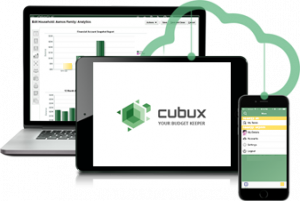 simple personal budget app cubux vs budget worksheets