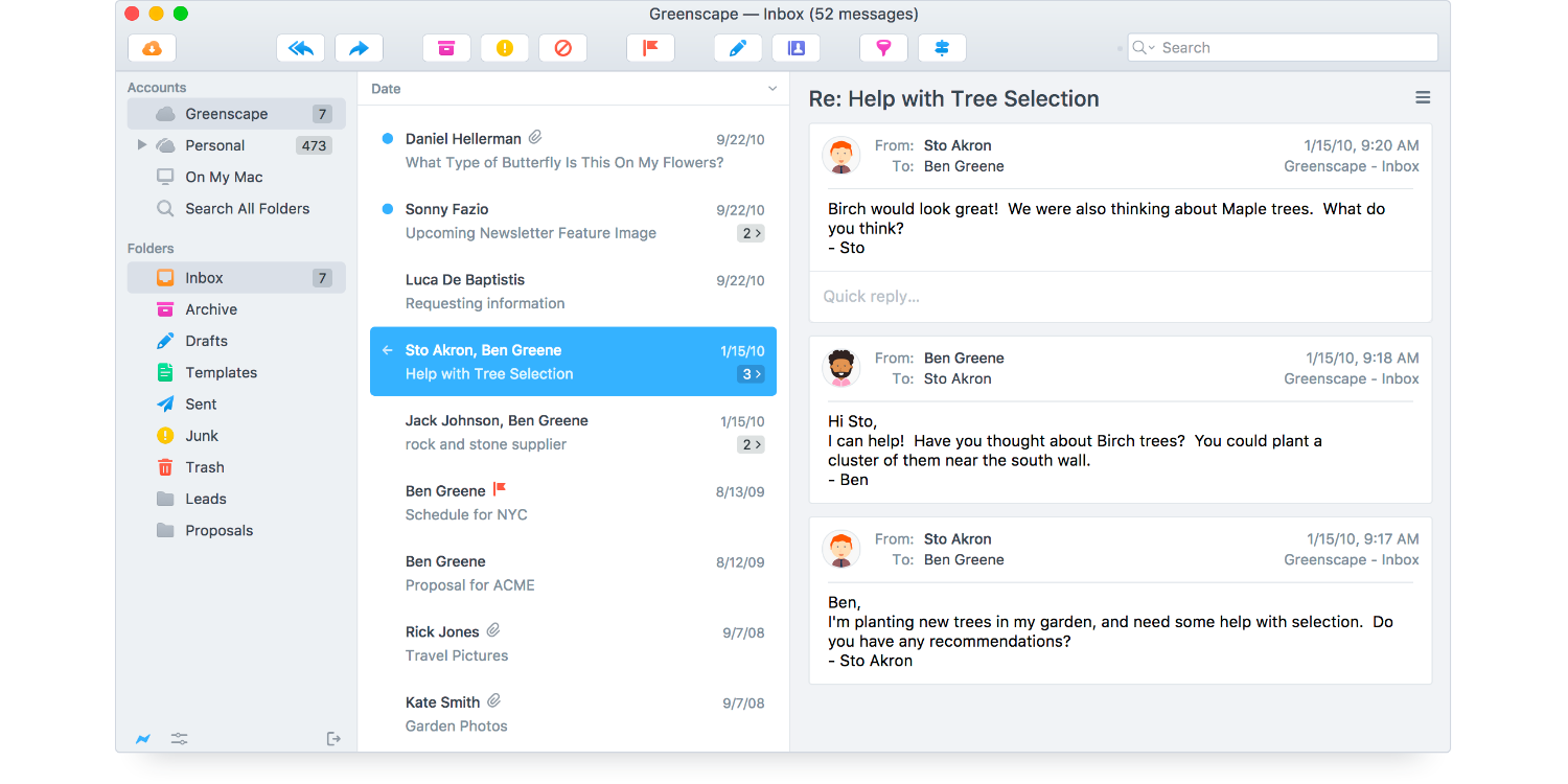 Best Email Client For Mac 2019 5 best email clients for Mac
